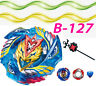 Turbo Valtryek Beyblade Burst B-127 STARTER SET w/L-R Launcher - USA SELLER!!!!!
