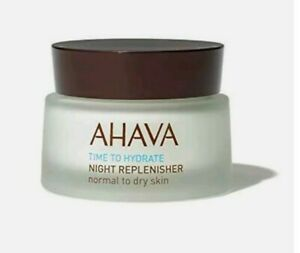 AHAVA Time to Hydrate Night Replenisher 1.7 Fl Oz