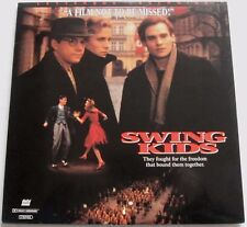 LASERDISC - NTSC - SWING KIDS - with Robert Sean Leonard, Christian Bale