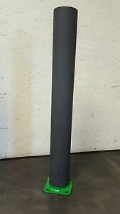 JOHN DEERE BLACK STRAIGHT EXHAUST STACK B 50 520 530