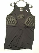 New Adidas Tech Fit Padded Basketball Vest Men's Sz 2X Tall Compression  SO5378