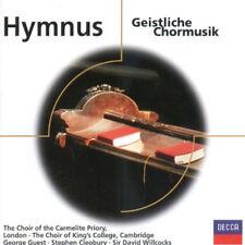 Hymnus - Geistliche Chormusik - CD Gregorianische Gesänge  Di Lasso DECCA