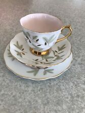 Royal Albert Braemar Trio, Made in England, Bone China