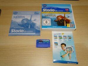 Storio 2 Lernspiel Disney pixar Merida legende der highlands 5-9 Jahre
