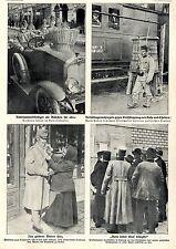 k.u.k.Truppen in Galizien * Tarnow * Momentaufnahmen  Bilddokumente 1914