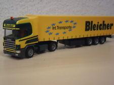 "Herpa-Scania 164 tl gaplsz ""adquirieron-int. transportes"" - 1:87"