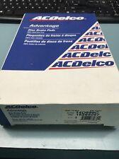 Ceramic Front Disc Brake Pad ACDelco 19286067 Lesabre Impala Monte carlo  Aurora