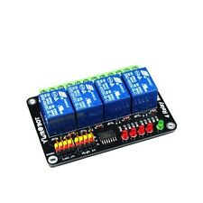 Wrobot 4-Channel Relay Shield