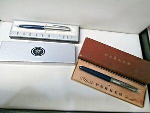 Parker 21 Fountain Blue Pen & Pencil Set #13