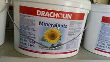 Dracholin mineralischer Streichputz Kamine  Öfen Kaminputz Ofenputz weiß