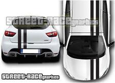 Ottu 014 FIAT Strisce Da Corsa Adesivi Grafica TETTO COFANO 500 500X 500 L PUNTO