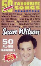 Sean Wilson sings Another 50  Favourite Songs Tape 3   Audio Cassette