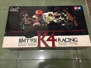 TAMIYA 1/10 R/C 4WD BMT 931 K4 RACING CAR
