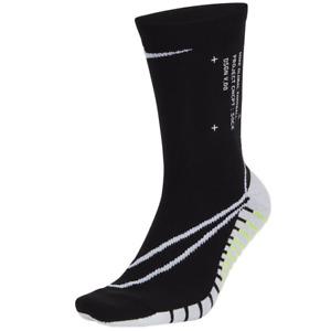 Nike Squad Crew Soccer Socks, Men's Shoe Size 8-12, Black, SK0137-010, L29 MP