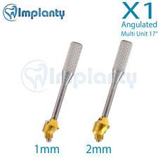 Angled Multi Unit Abutment 17° Dental Implant Titanium Internal Hex System
