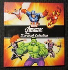 2015 Marvel AVENGERS Storybook Collection HC NM- 9.2 1st Printing