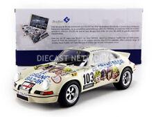 SOLIDO - 1/18 - PORSCHE 911 RSR - LE GRAND BAZAR 1973 - 1801106