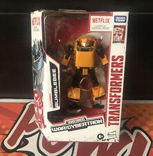 BUMBLEBEE Transformers Netflix War For Cybertron Earthrise Walmart Exclusive