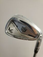 Wilson FG Tour V6 Forged Gap Wedge - NEW - Dynamic Gold X100 Siff Shaft
