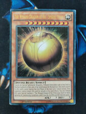 The Winged Dragon of Ra - Sphere Mode DPBC-EN001 Ultra Rare 1st Edition YuGiOh