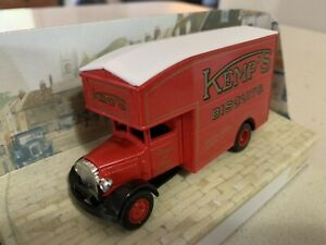 Matchbox Models of Yesteryear Y-31 1931 Morris Courier in Kemps Biscuits Livery