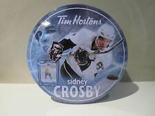 Tim Hortons / SIDNEY CROSBY / Collector  Tin & Puzzle *Brand New & Sealed*