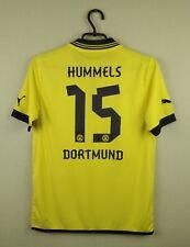 Borussia Dortmund jersey shirt #15 Hummels 2012/2013 Home puma football young XL