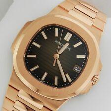 Patek Philippe Nautilus Watch 5711/1R-001 Rose Gold UNWORN Box Ret: $51,000