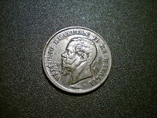 Moneda de 5 Centesimi 'n' Italia 1862. Excelente grado ef