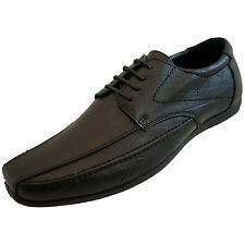 Unbranded Synthetic Leather Lace-up Casual Shoes for Men