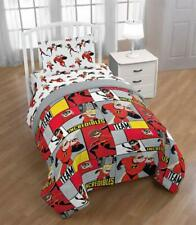 New Disney Pixar The Incredibles Super Family Twin Comforter Jay Franco Disney