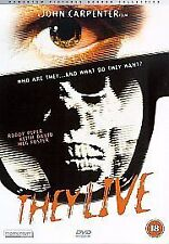 They Live (DVD, 2002)