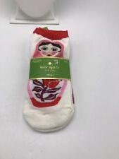 $21 Kate Spade 3 pair socks no show liner socks nesting doll