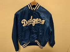 Vintage Los Angeles Dodgers Starter Satin Insulated Jacket Adult XL diamond