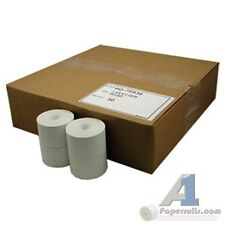 "1 3/4"" x 220' Thermal Cash Register Paper Rolls 50 Case"
