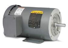 CM3537  1/2 HP, 3450 RPM NEW BALDOR ELECTRIC MOTOR