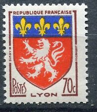 FRANCE TIMBRE NEUF N° 1181 **  ARMOIRIES  LYON