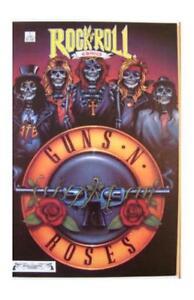 Rock N' Roll Comics #1 (Jun 1989, Revolutionary)