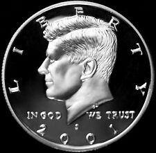 2001 S  Kennedy Mint Silver Proof Half Dollar from Original U.S. Mint Proof Set