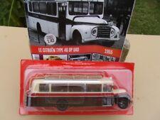 n° 18 CITROEN Type 46 DP  UAD Autobus et Autocar du Monde  1/43 Neuf Boite
