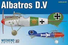 Eduard 1/48 EDK8408 Albatros D.V Weekend Edition