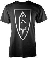 EMPEROR E Icon Shield Black T-SHIRT OFFICIAL MERCHANDISE
