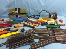 Bachmann HO Model Trains Huge Lot ~ 2 Weighted Engines + Cars & Tracks