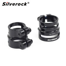 Double Seatpost Collar Clamp 27.2/31.8mm 31.8/34.9mm Special for Road MTB bike