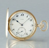"Louis William Gabus Le Locle Pocket watch rare Quality ""Extra""  1900"