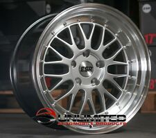 ESR SR05 18x9.5 ET22 Silver Wheels Rims Fit VW Golf GTI Jetta (1999-2005???????)