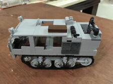 World War II US Army M4 High-Speed Tractor artillery WW2 WWII MOC USA tank block