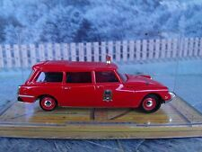 1/43  Norev  (France) Citroen ID break 1963 Fire
