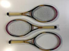 Vintage Gilbert Schaller Kneissl reach pro stock racket Head grip 4 3/8