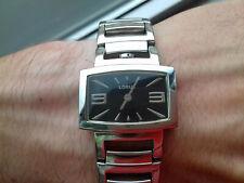 Lorus Seiko Vintage Collection Noir Y120-X019 Montre NOS Rare Horloge Japan